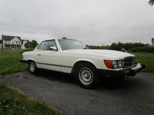 Picture of '85 380SL - QL38