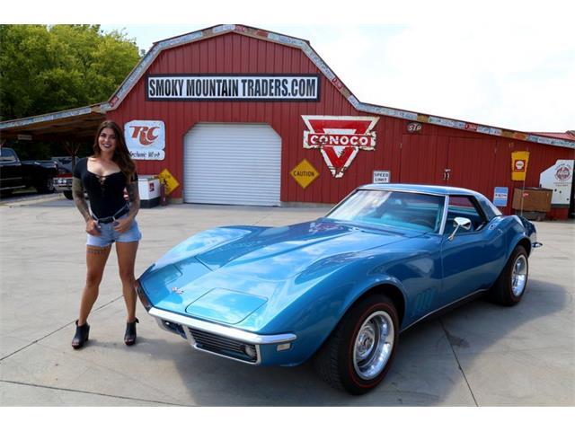 Picture of '68 Corvette - QNSO