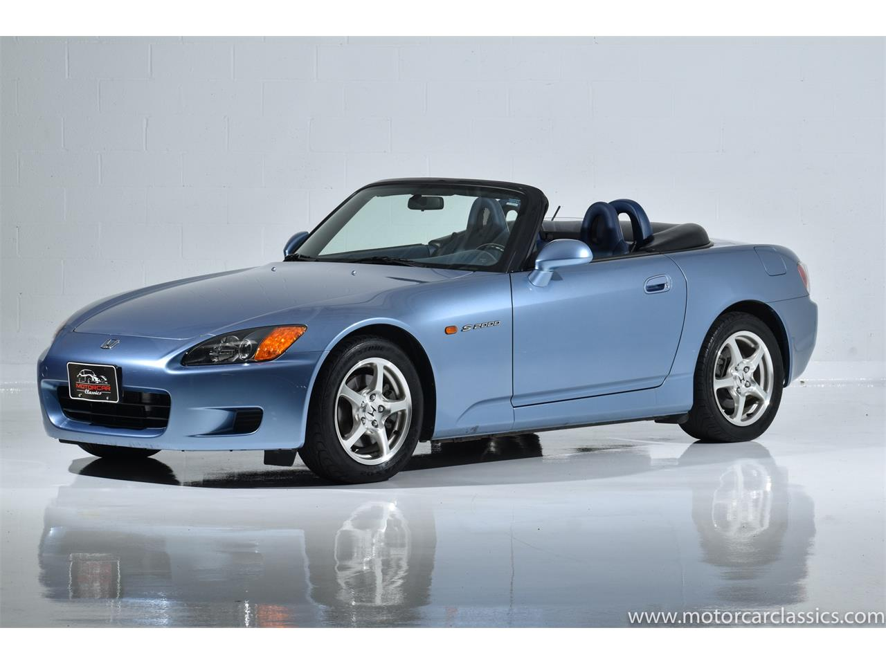 Large Picture of '02 Honda S2000 - $39,900.00 Offered by Motorcar Classics - QNSZ