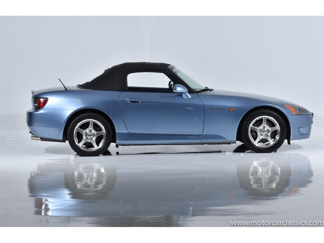 Large Picture of '02 Honda S2000 located in Farmingdale New York Offered by Motorcar Classics - QNSZ