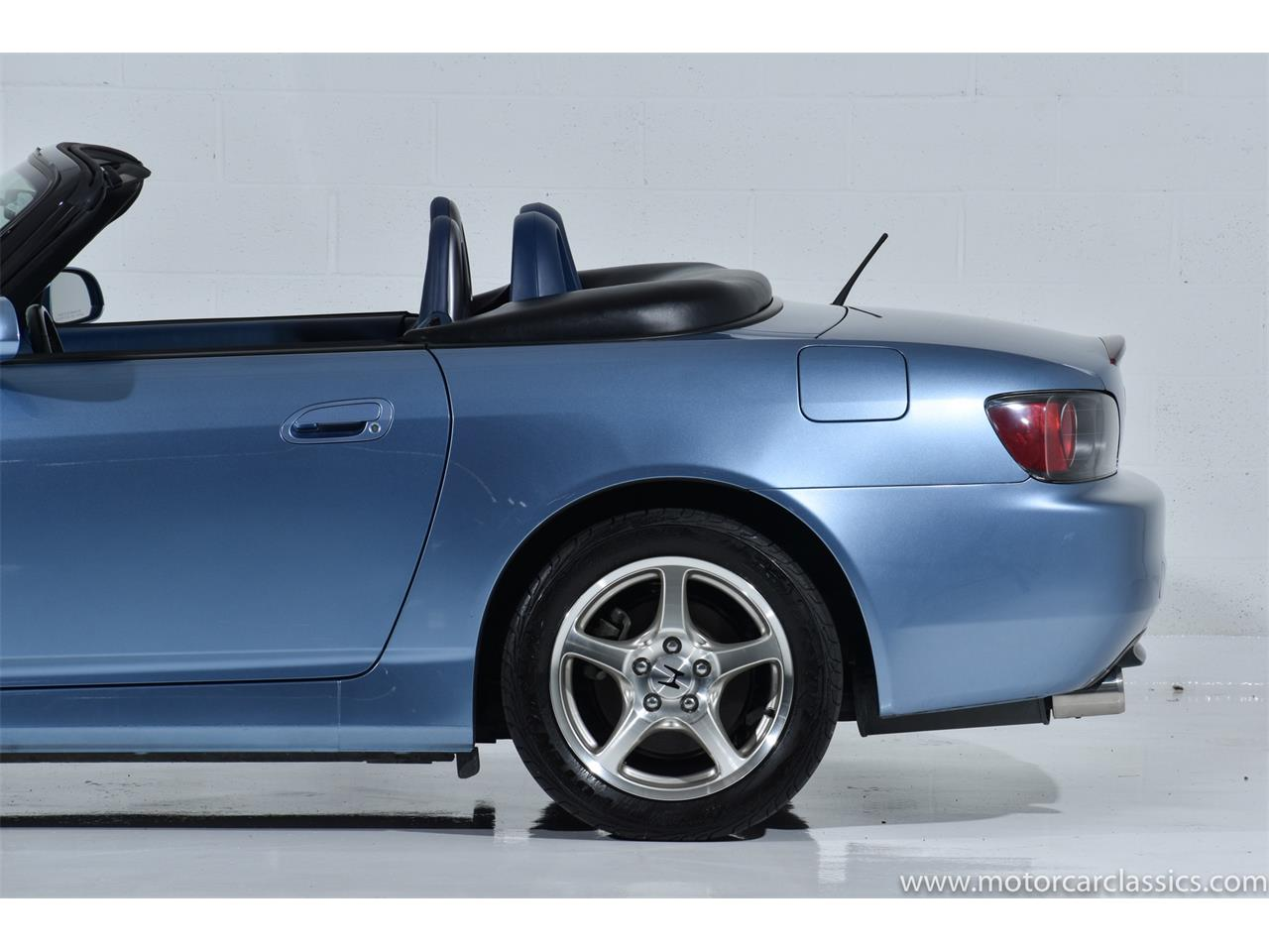 Large Picture of 2002 S2000 Offered by Motorcar Classics - QNSZ