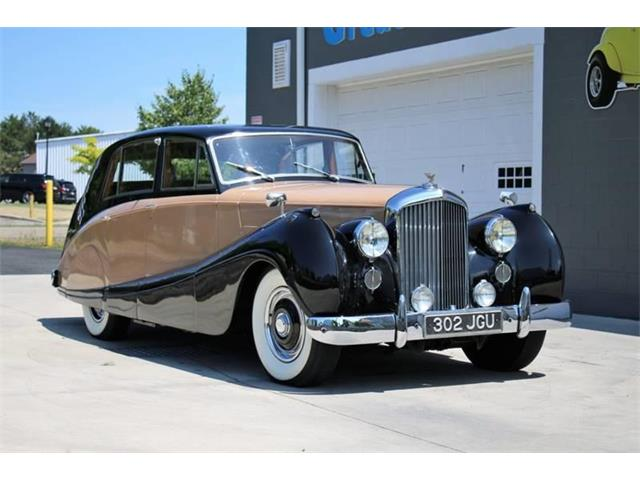 Picture of 1955 Bentley R Type located in Hilton New York - $49,995.00 Offered by  - QNT5