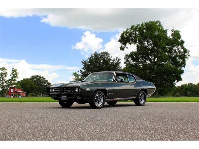 Picture of Classic '69 GTO located in Florida - $44,900.00 - QNTF