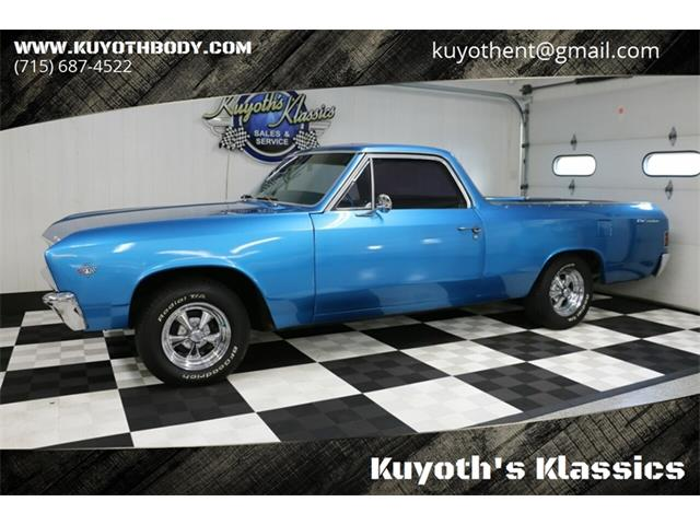 Picture of '67 Chevrolet El Camino located in Wisconsin Offered by  - QNTN