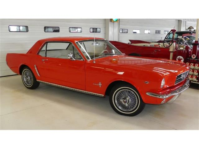 Picture of '65 Mustang - QNTT