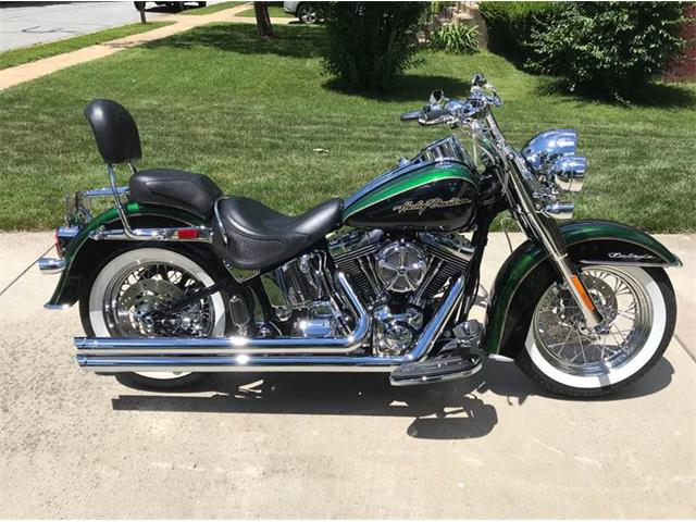 Picture of '06 Softail - QNTV