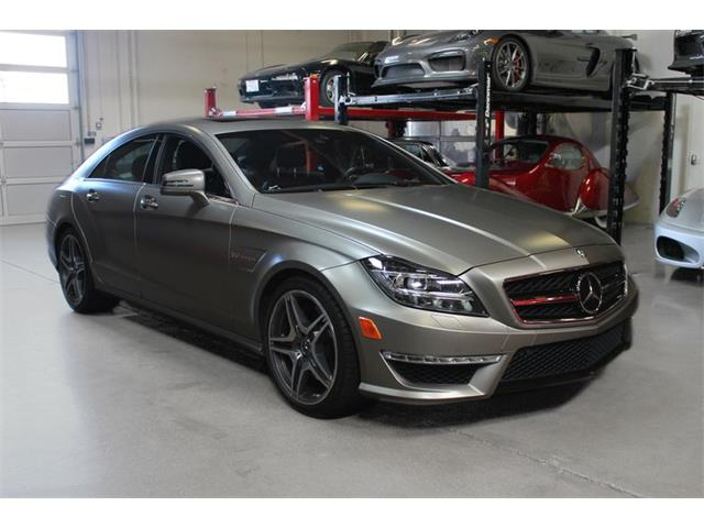 Picture of '12 CLS-Class - QNTW
