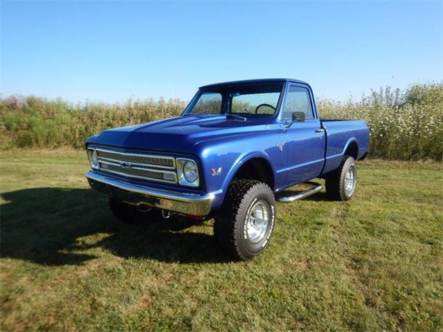 Picture of '67 C/K 1500 - QNU6