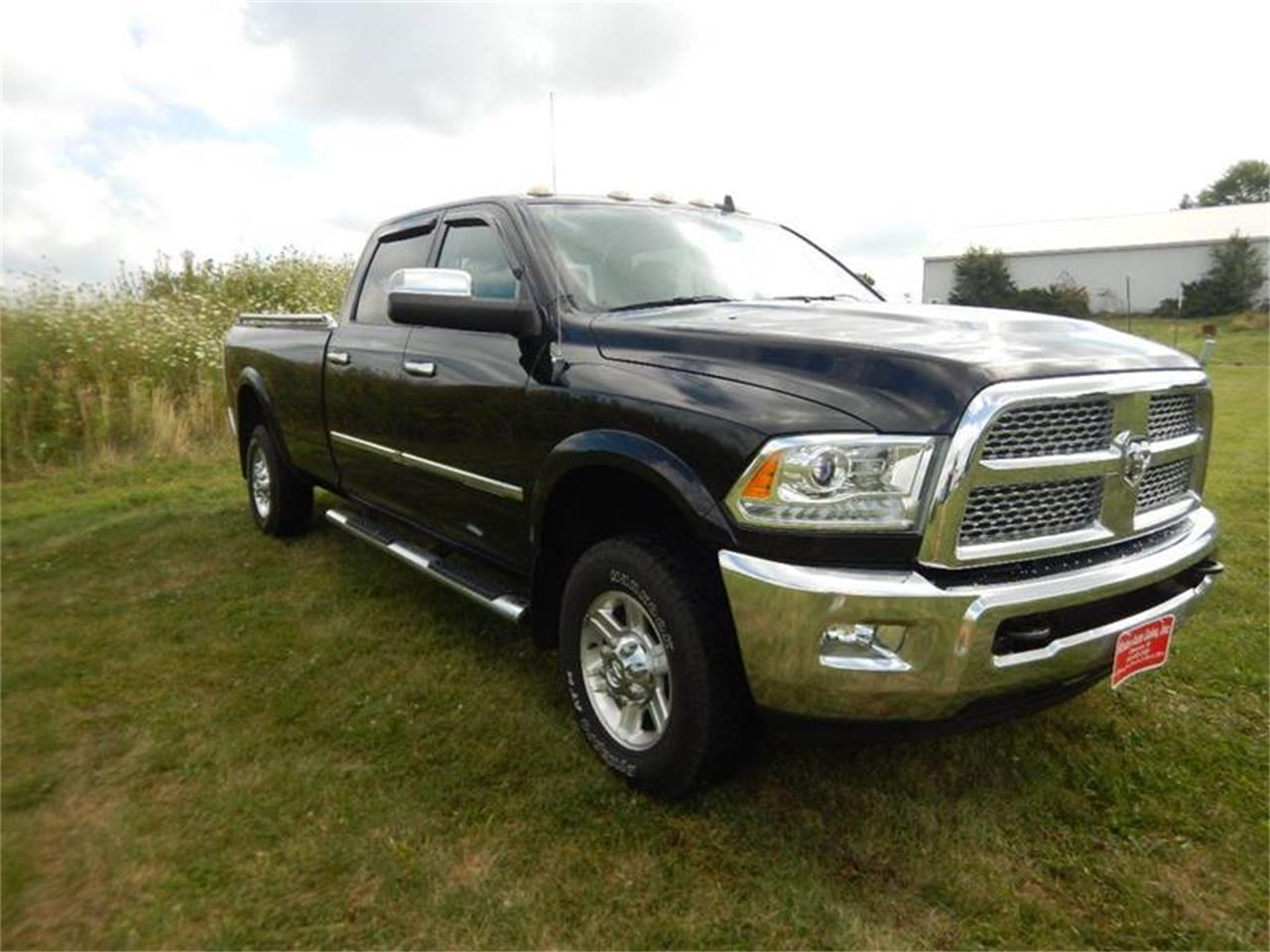 Large Picture of '13 Ram 2500 - QNU7