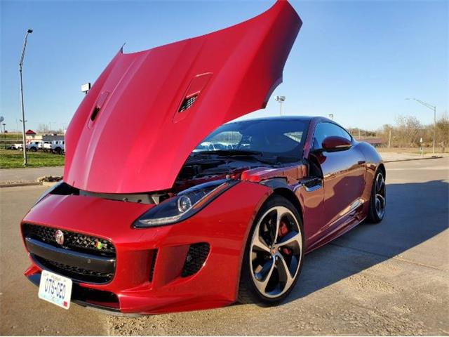 Picture of '16 Jaguar F-Type located in Michigan - $71,495.00 - QNUG