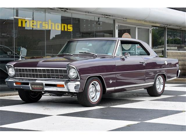 Picture of Classic '67 Chevrolet Nova SS Offered by  - QNUM
