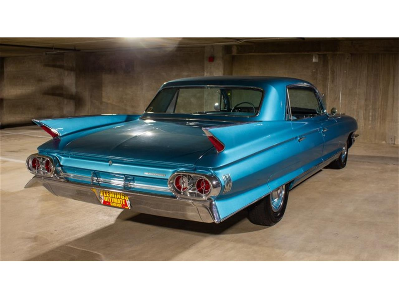 Large Picture of '61 Fleetwood - QKTK