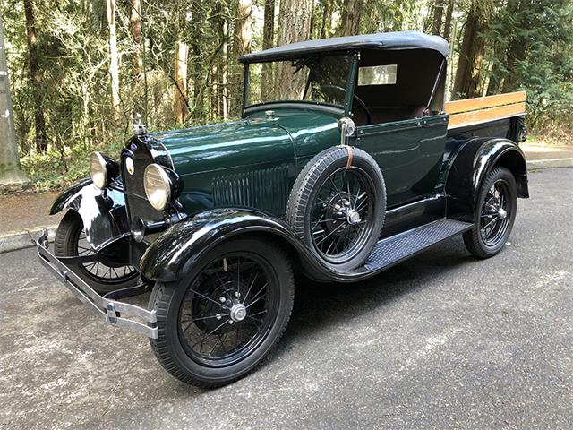 Picture of 1929 Ford Model A located in Lake Oswego Oregon - $24,500.00 Offered by  - QNWR