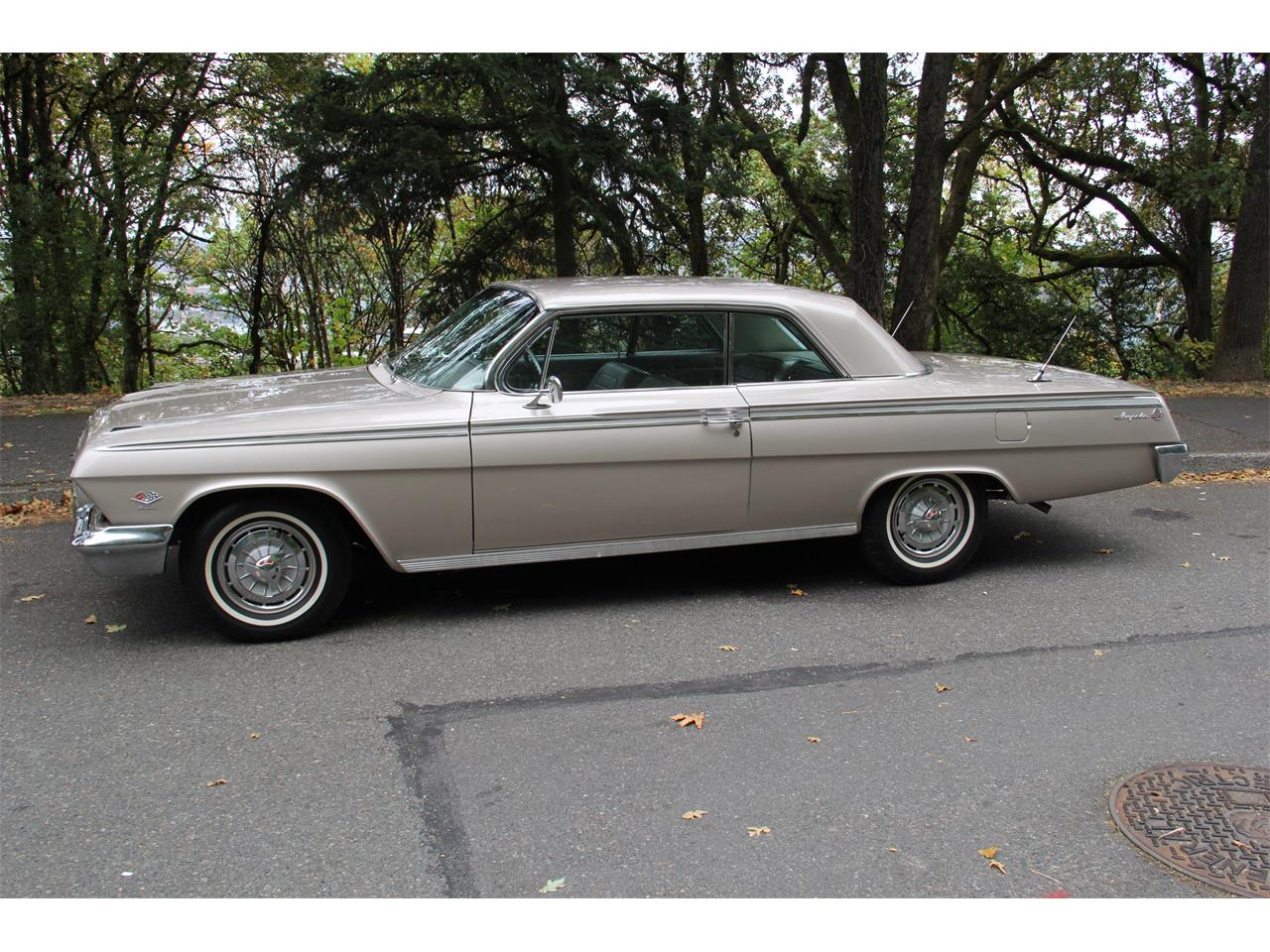 Large Picture of '62 Chevrolet Impala SS - $59,995.00 Offered by Charvet Classic Cars - QNWT
