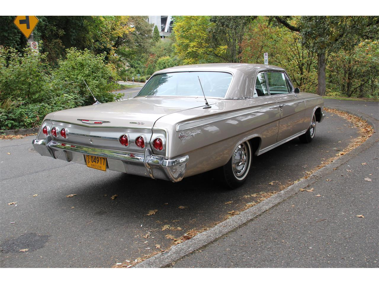 Large Picture of '62 Chevrolet Impala SS Offered by Charvet Classic Cars - QNWT