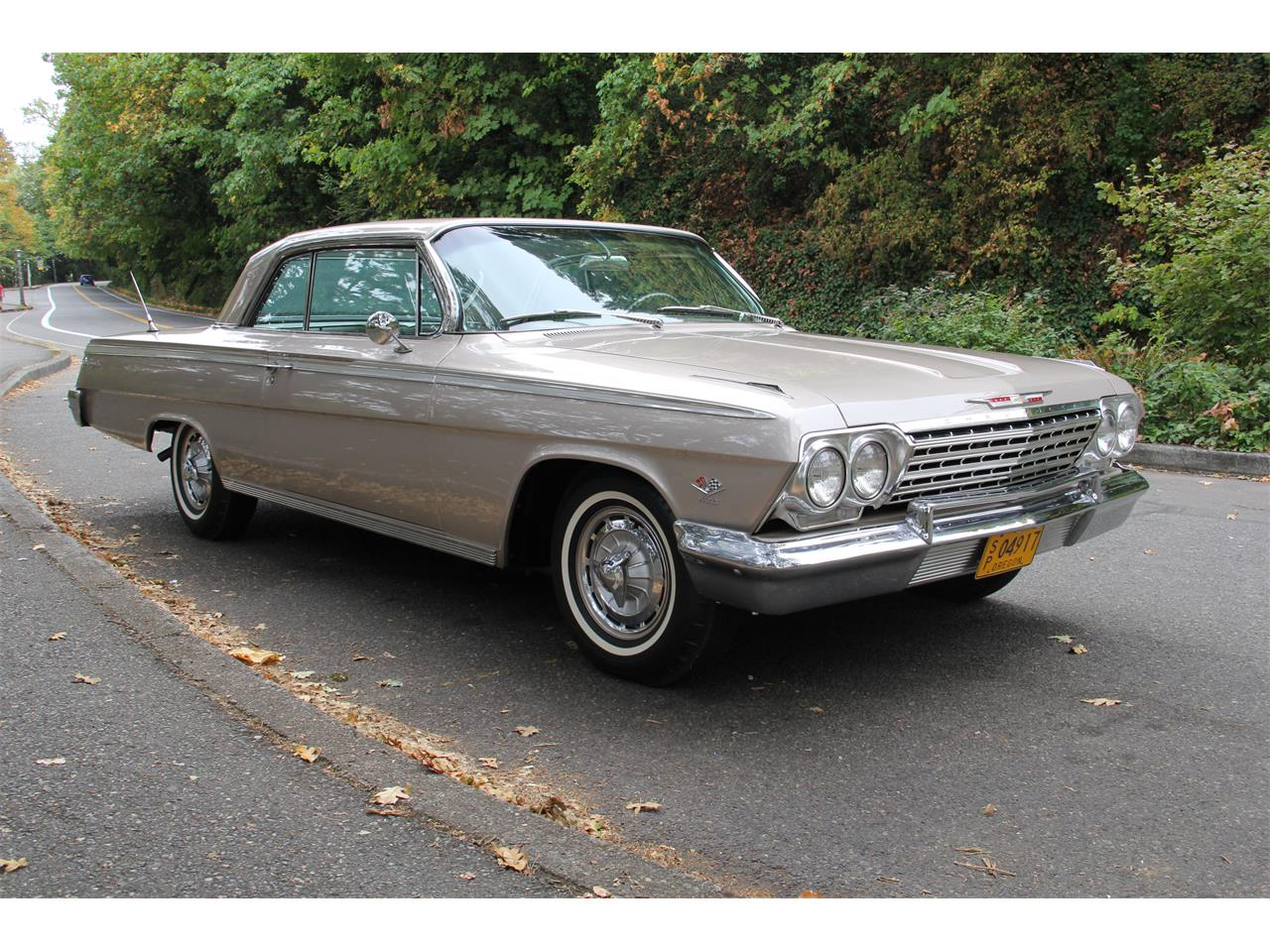 Large Picture of Classic '62 Impala SS located in Oregon - $59,995.00 Offered by Charvet Classic Cars - QNWT