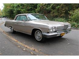 Picture of Classic 1962 Chevrolet Impala SS located in Lake Oswego Oregon Offered by Charvet Classic Cars - QNWT