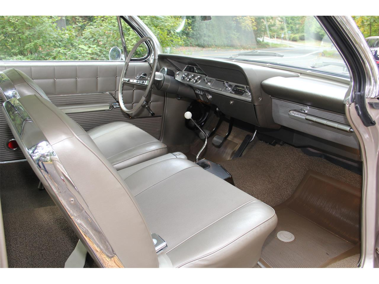 Large Picture of Classic '62 Chevrolet Impala SS located in Lake Oswego Oregon - $59,995.00 - QNWT