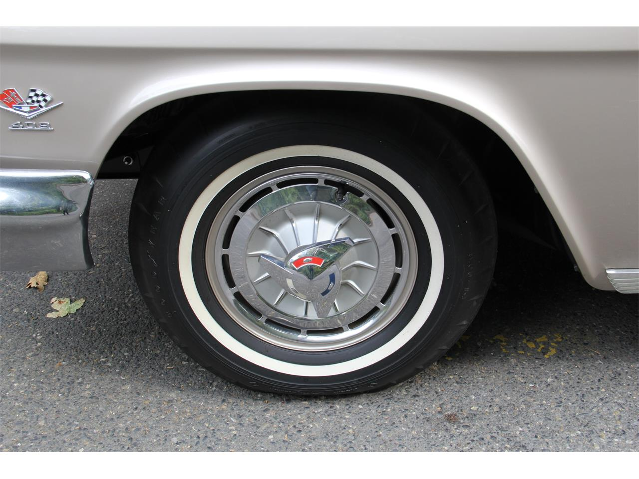 Large Picture of Classic '62 Chevrolet Impala SS - $59,995.00 - QNWT