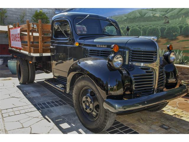 Picture of 1946 Dodge 1 Ton Pickup located in California - $39,000.00 Offered by a Private Seller - QNX4