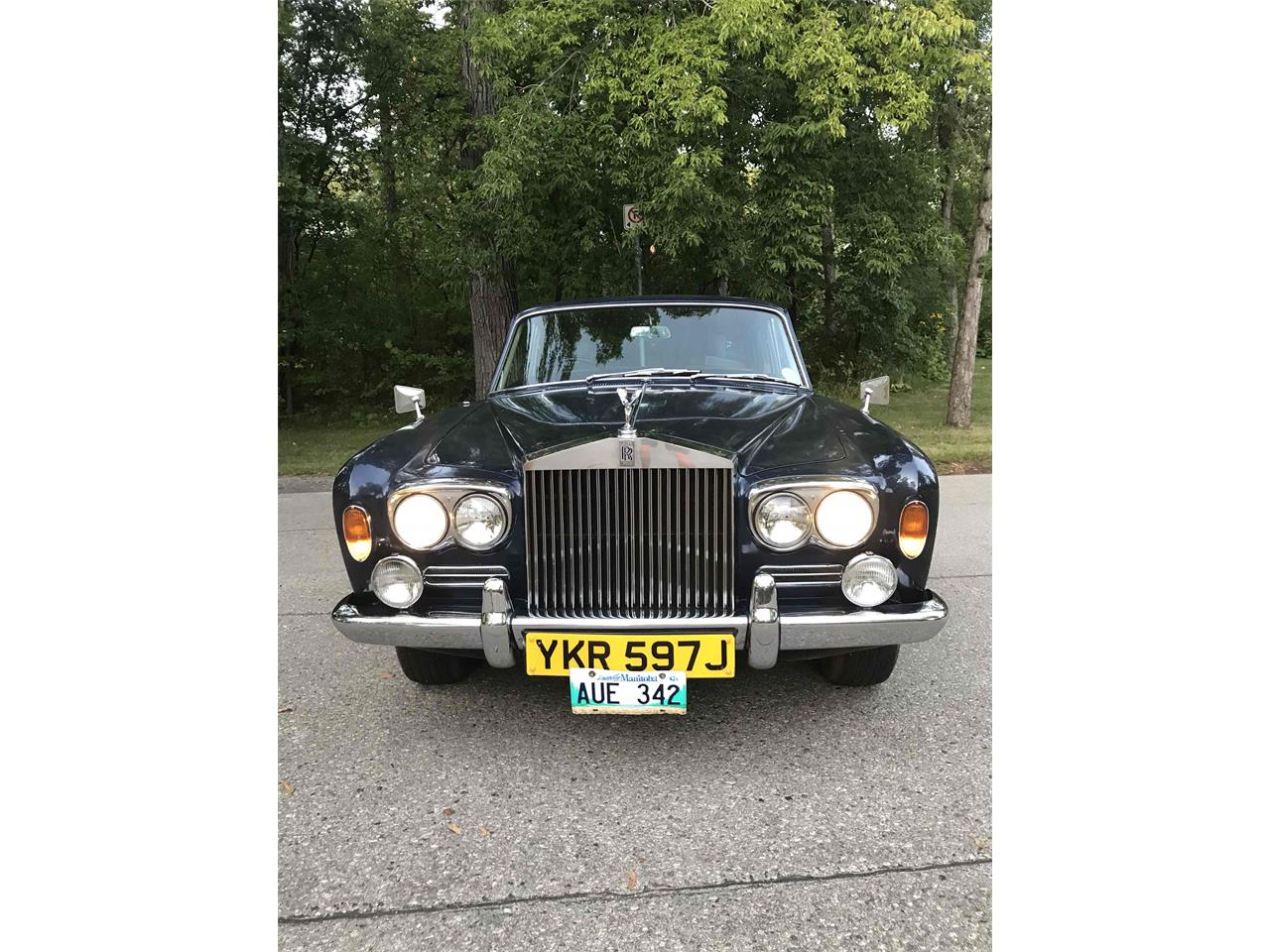 Large Picture of '71 Silver Shadow - QNX5