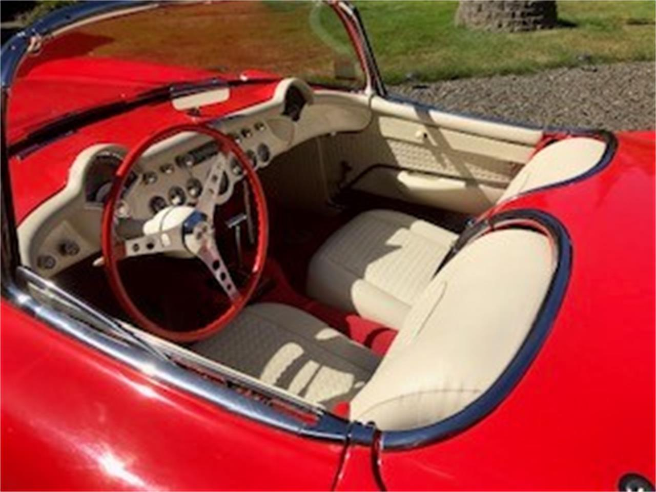 Large Picture of 1957 Corvette located in seabeck Washington - QNXH
