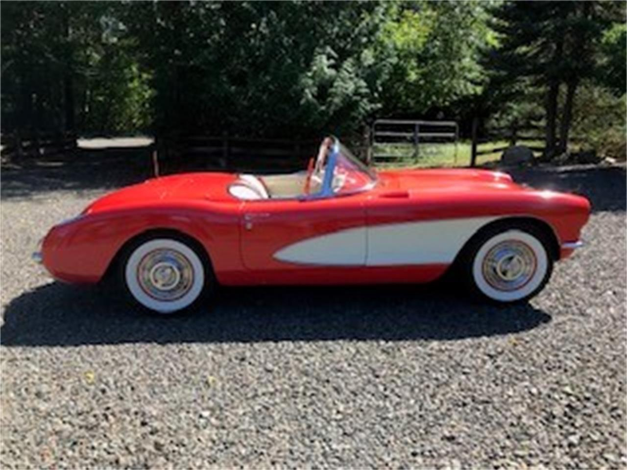 Large Picture of Classic 1957 Corvette located in seabeck Washington Offered by a Private Seller - QNXH