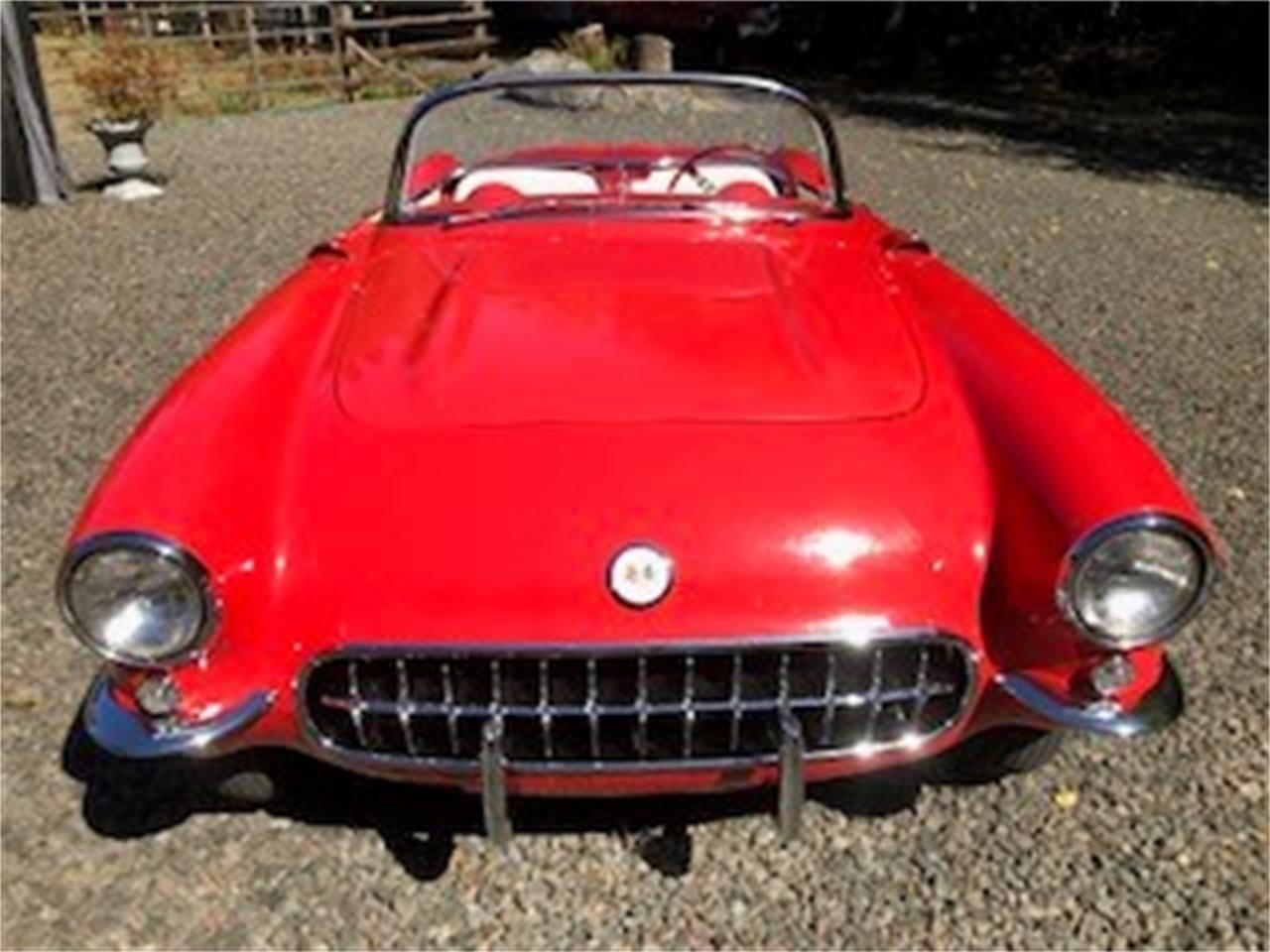 Large Picture of '57 Chevrolet Corvette located in Washington - $83,500.00 - QNXH