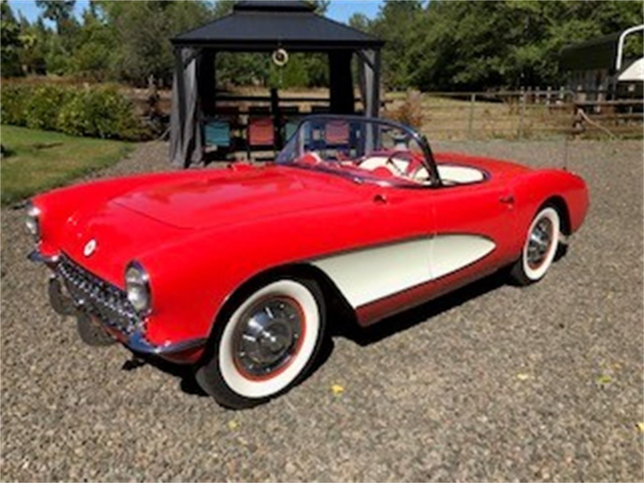 Large Picture of 1957 Chevrolet Corvette located in seabeck Washington - $83,500.00 Offered by a Private Seller - QNXH