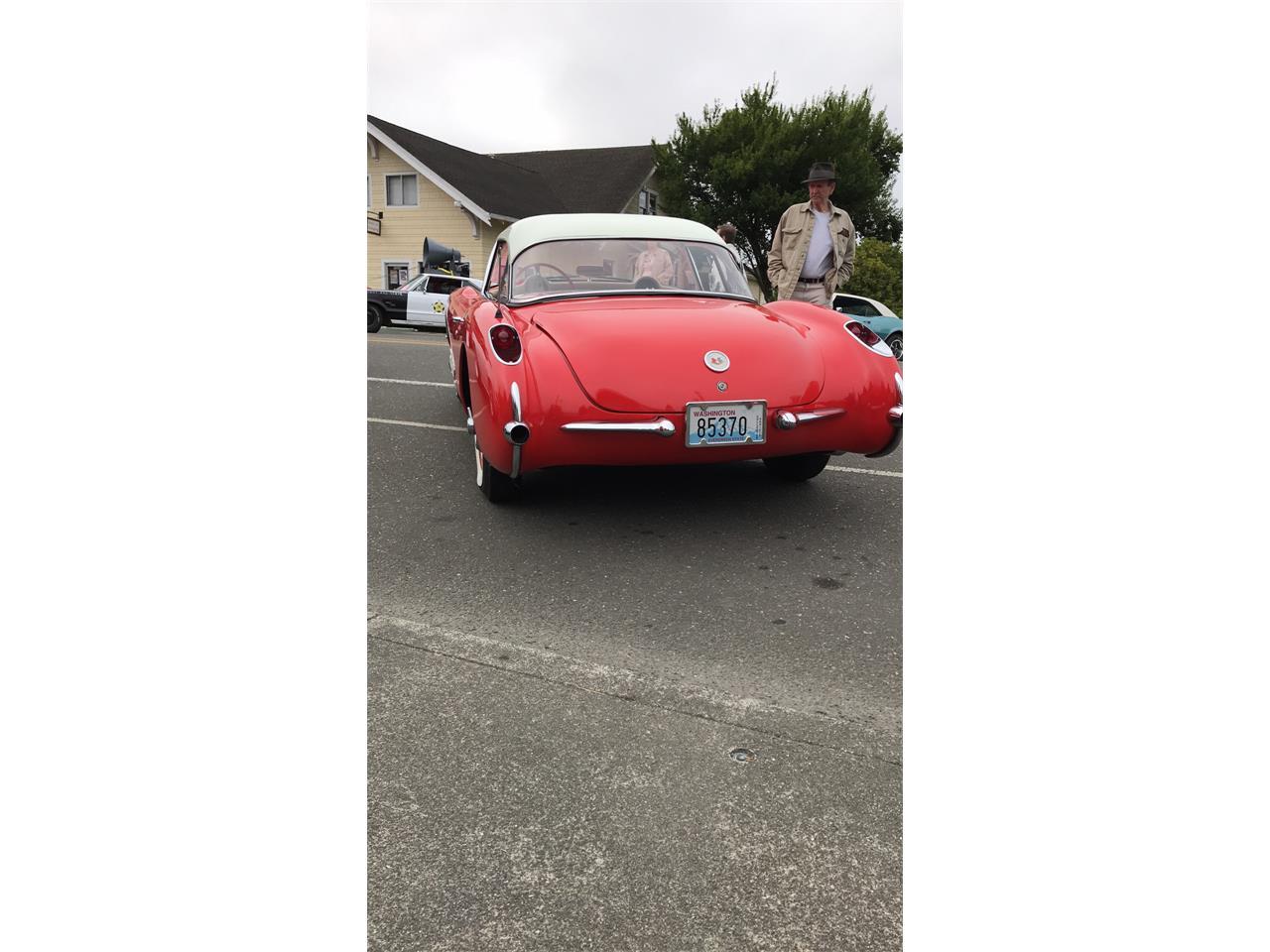 Large Picture of '57 Corvette - QNXH
