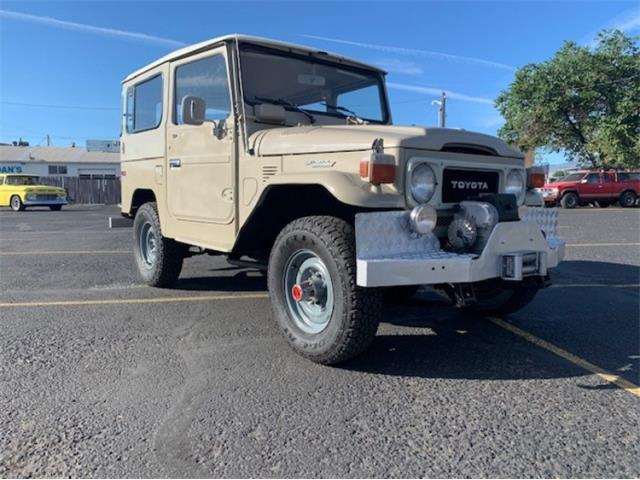 Picture of '79 Land Cruiser FJ located in Nevada Offered by  - QL3S