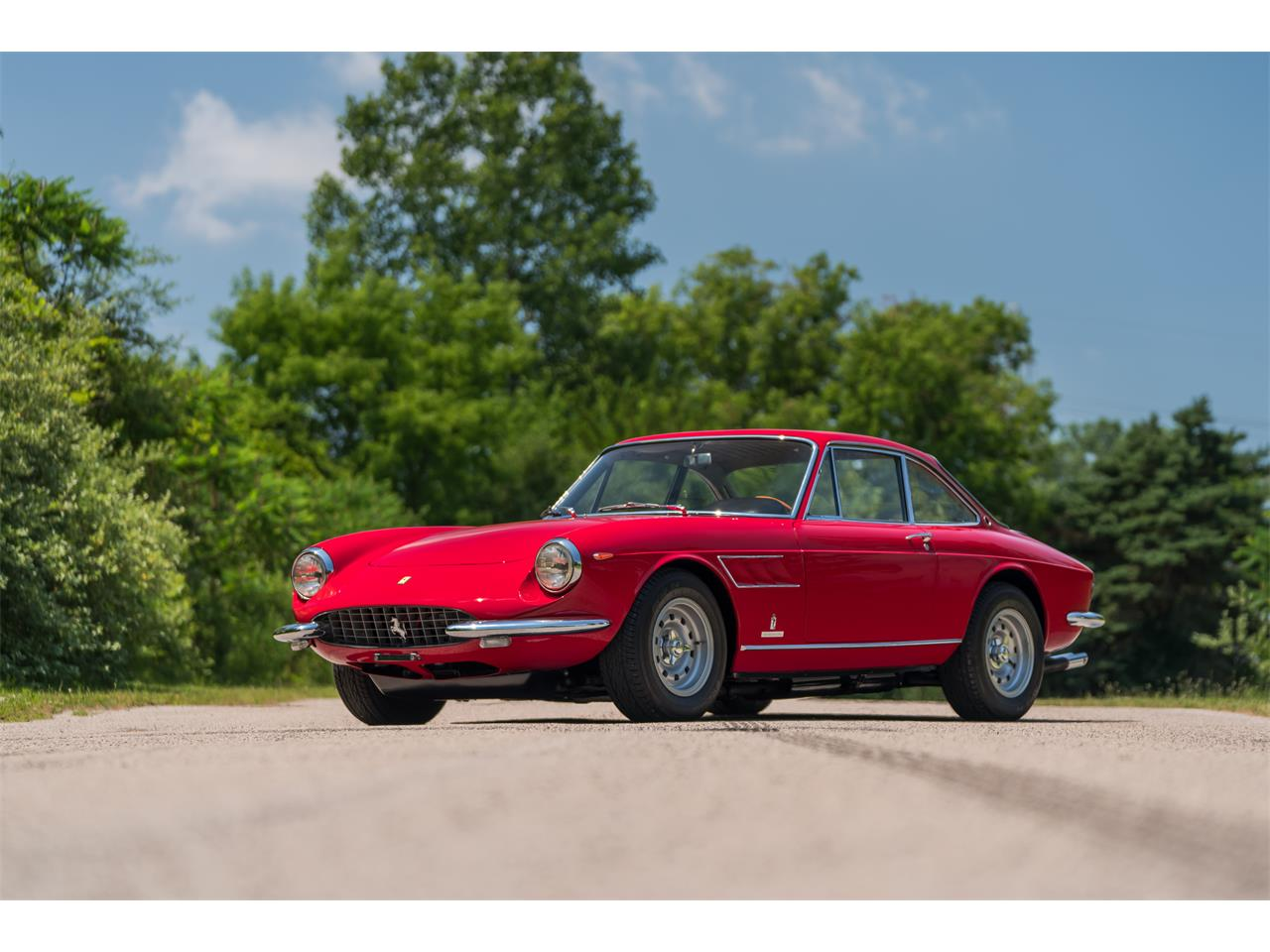 Large Picture of Classic 1967 330 GTC located in Michigan - $650,000.00 - QNXU