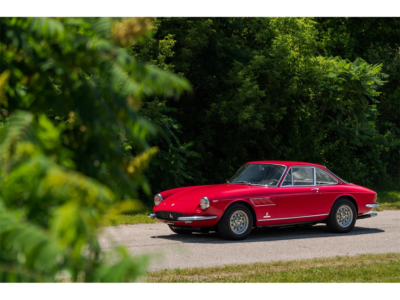 Large Picture of '67 Ferrari 330 GTC - QNXU