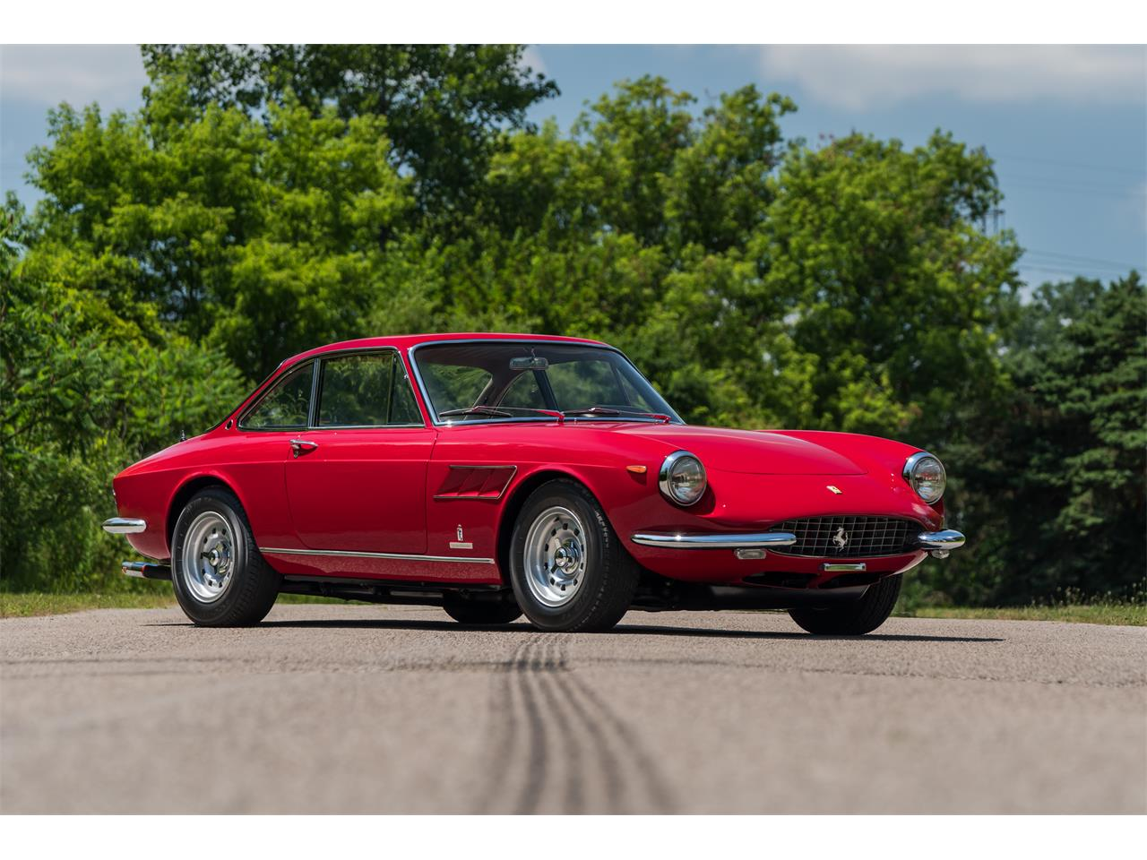 Large Picture of Classic 1967 330 GTC Offered by LBI Limited - QNXU
