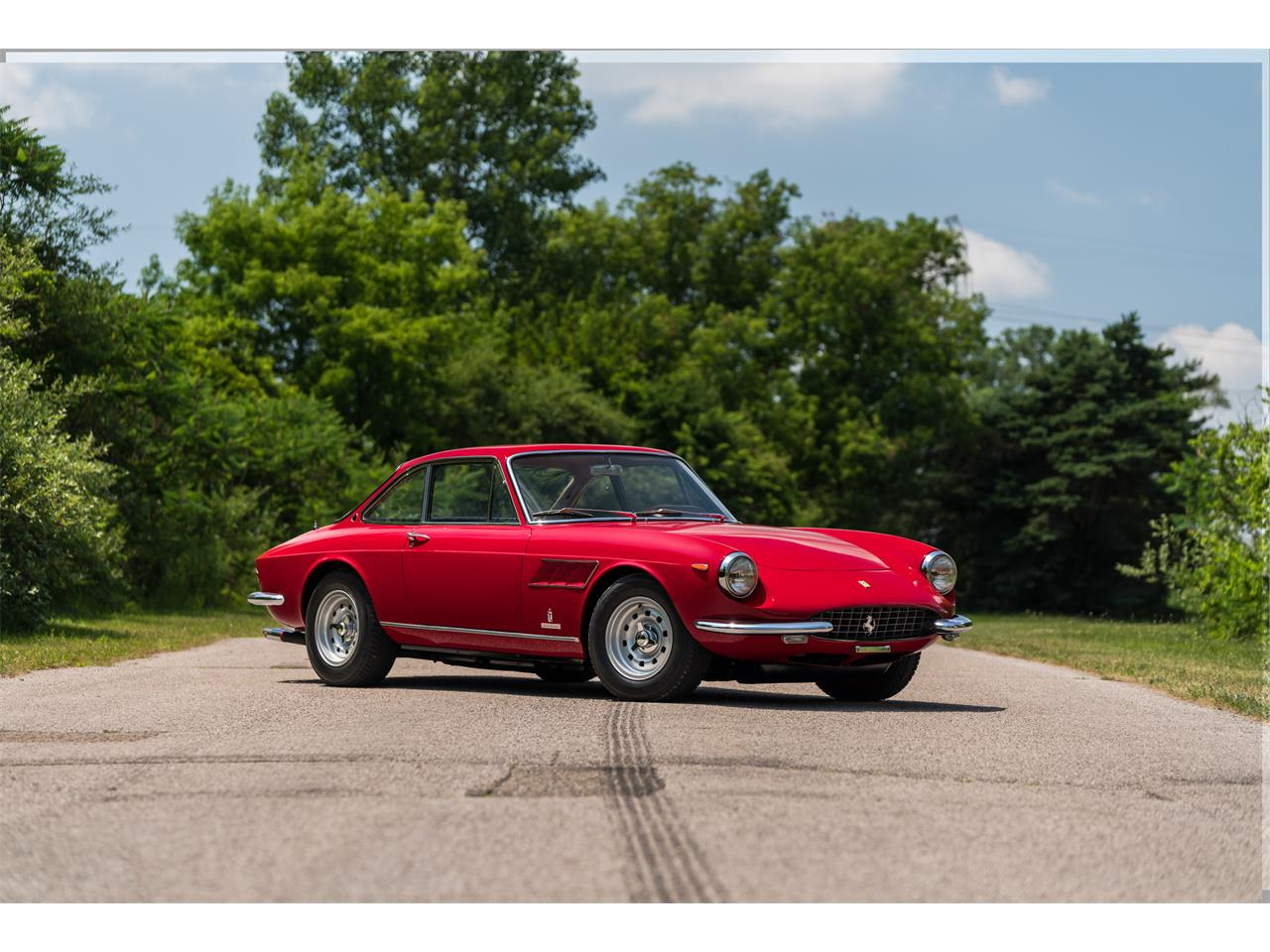 Large Picture of 1967 Ferrari 330 GTC located in Pontiac Michigan - $650,000.00 Offered by LBI Limited - QNXU