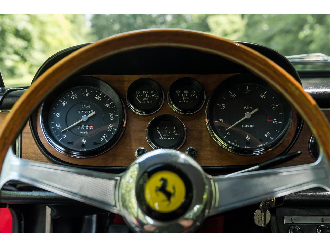 Large Picture of 1967 Ferrari 330 GTC - $650,000.00 Offered by LBI Limited - QNXU