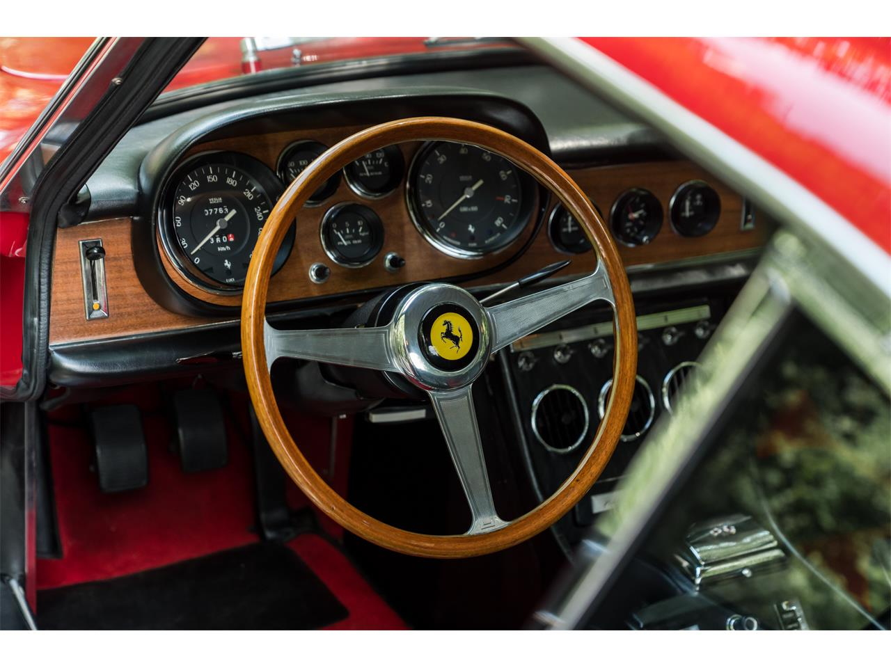 Large Picture of 1967 Ferrari 330 GTC located in Michigan Offered by LBI Limited - QNXU