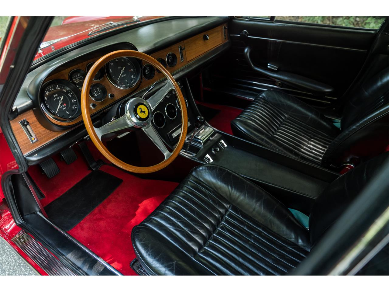 Large Picture of Classic '67 Ferrari 330 GTC Offered by LBI Limited - QNXU