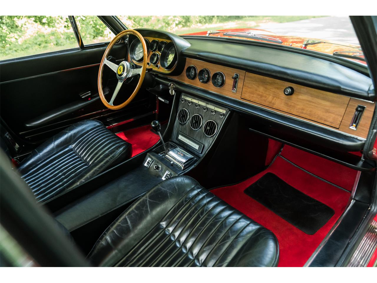 Large Picture of 1967 330 GTC located in Michigan Offered by LBI Limited - QNXU
