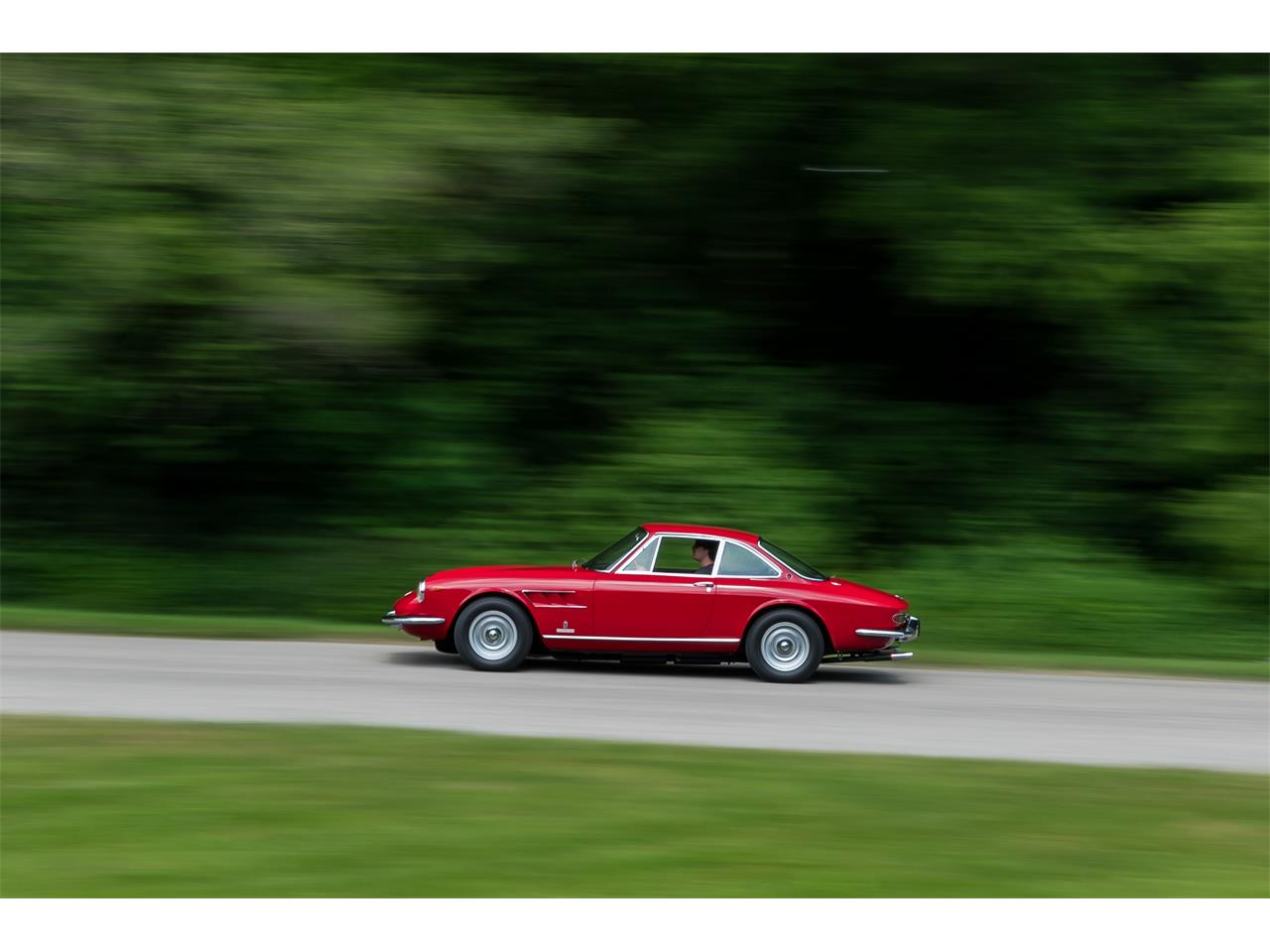 Large Picture of 1967 Ferrari 330 GTC located in Pontiac Michigan Offered by LBI Limited - QNXU