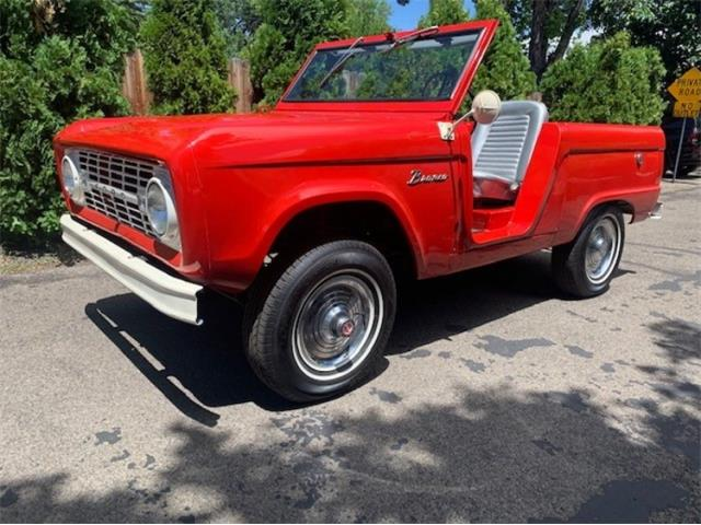 Picture of '66 Bronco located in Nevada - QL3T