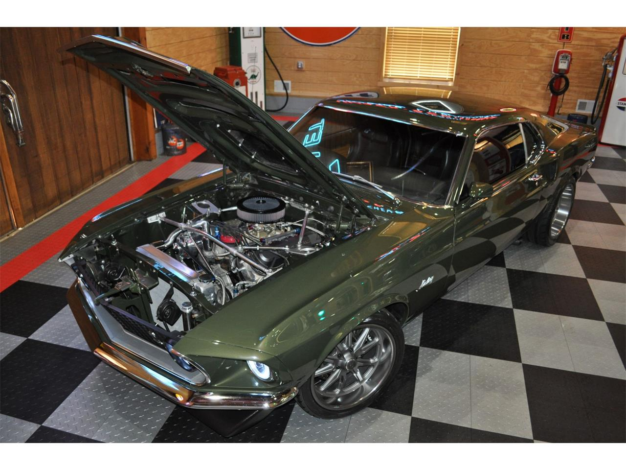 Large Picture of Classic '69 Mustang GT located in New Jersey Offered by No Reserve Classics - QNYA
