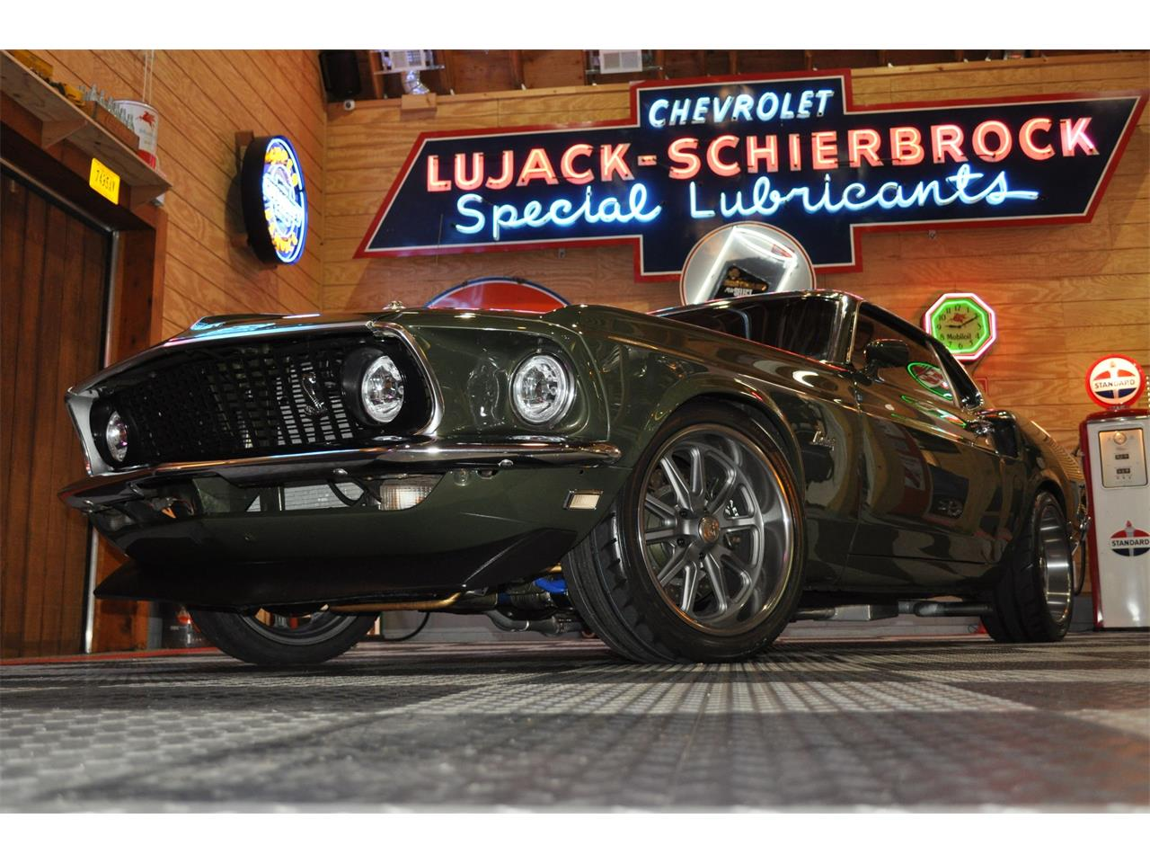 Large Picture of Classic '69 Ford Mustang GT located in New Jersey - QNYA