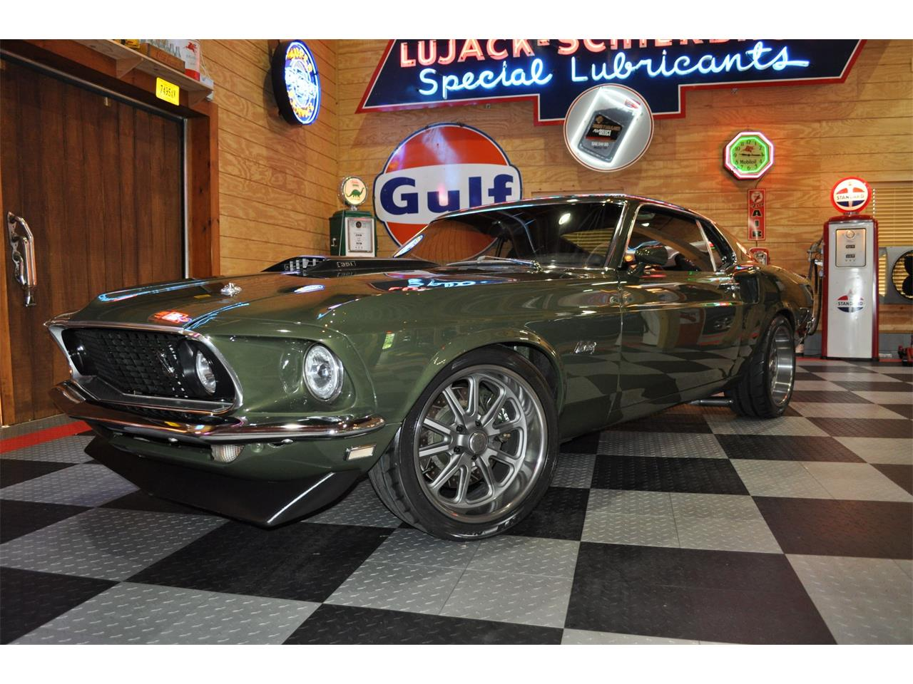 Large Picture of '69 Mustang GT located in Dunellen New Jersey - $74,995.00 Offered by No Reserve Classics - QNYA