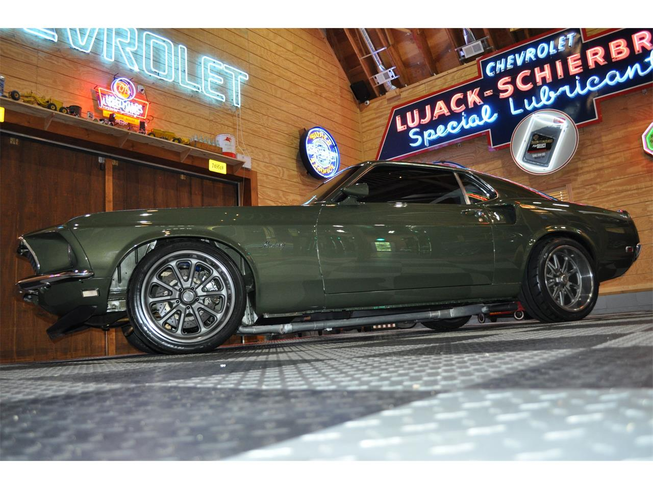 Large Picture of Classic '69 Ford Mustang GT located in Dunellen New Jersey - QNYA