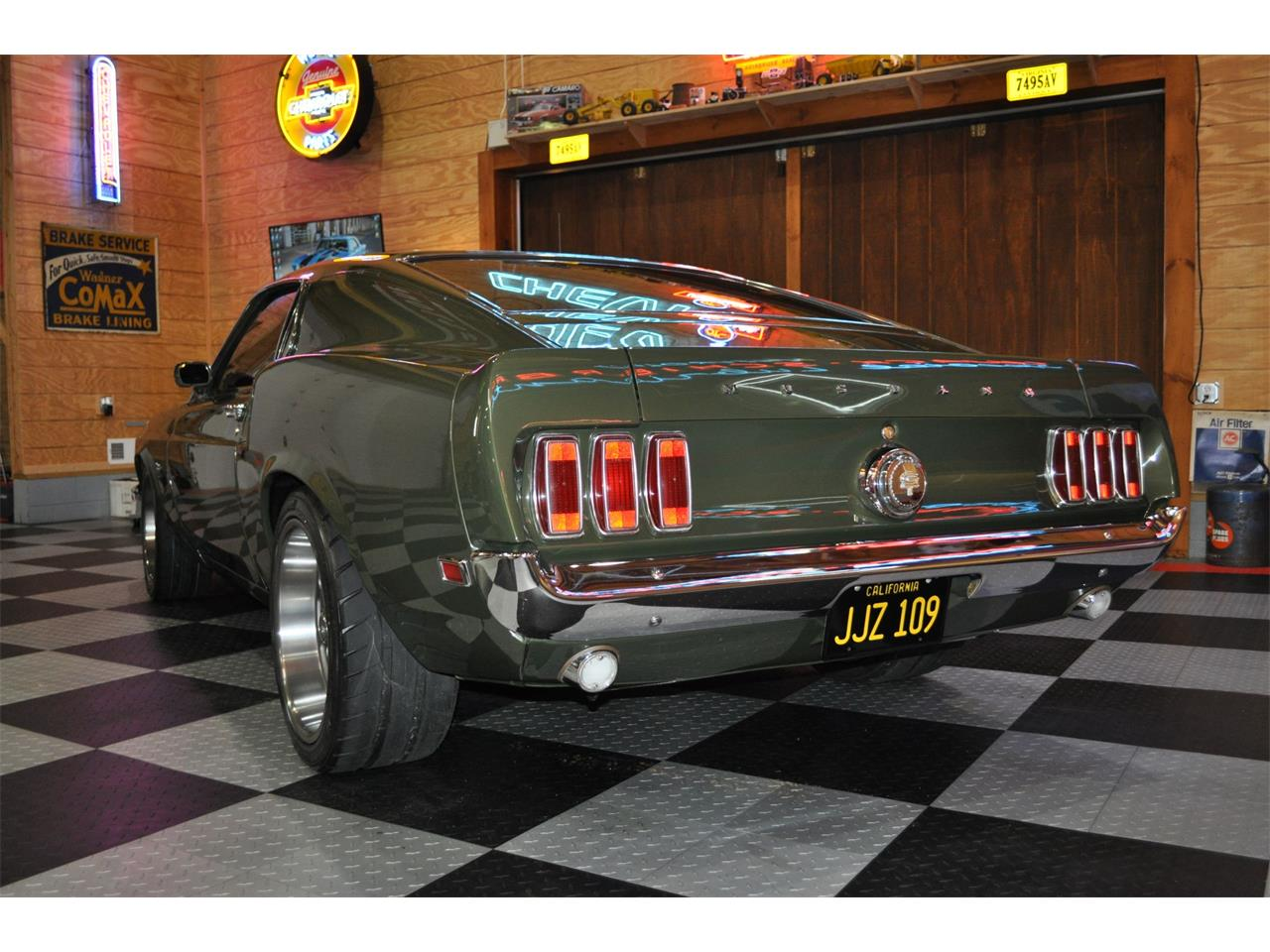 Large Picture of '69 Mustang GT - $74,995.00 Offered by No Reserve Classics - QNYA