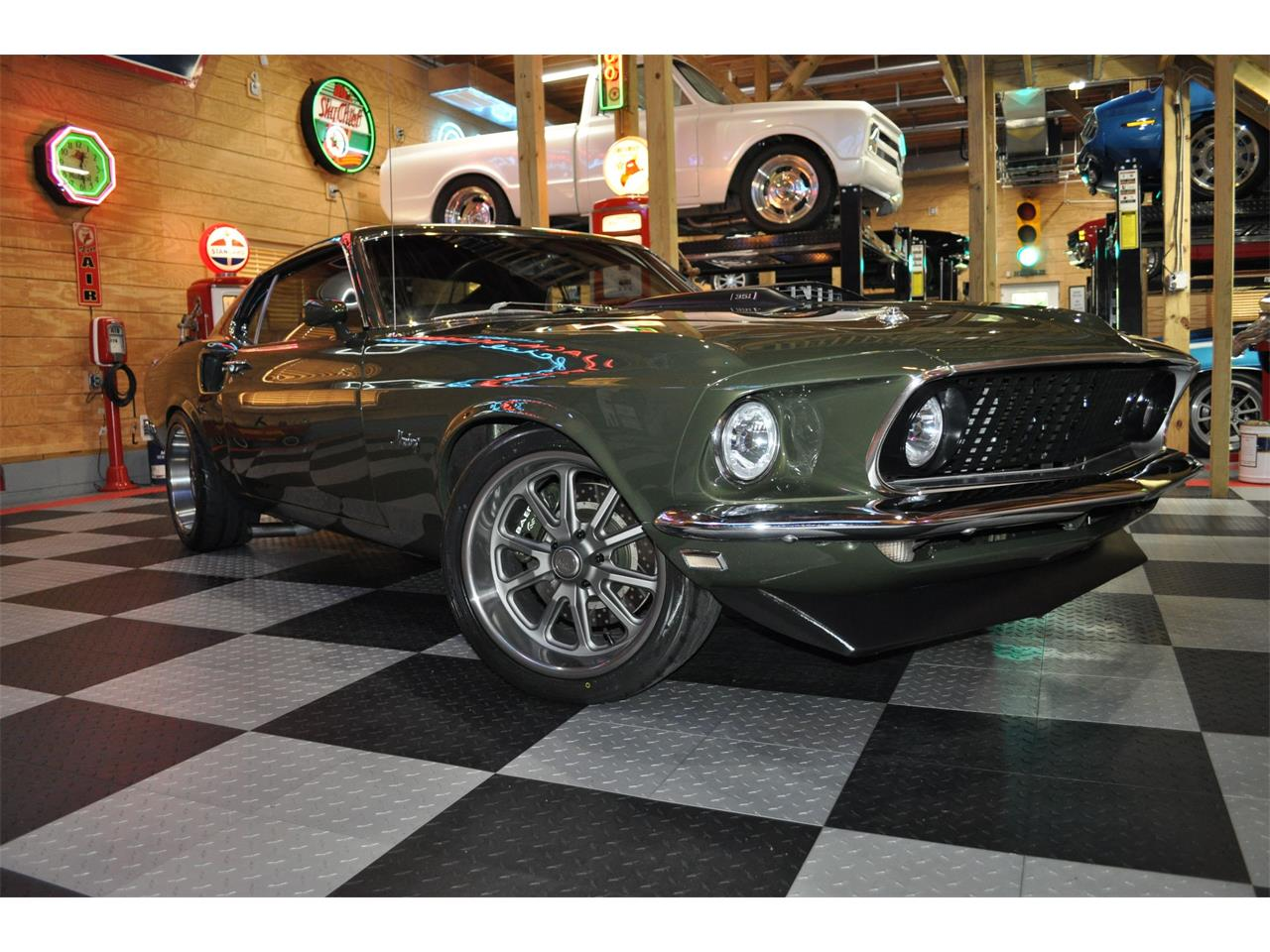 Large Picture of '69 Mustang GT located in New Jersey - $74,995.00 Offered by No Reserve Classics - QNYA