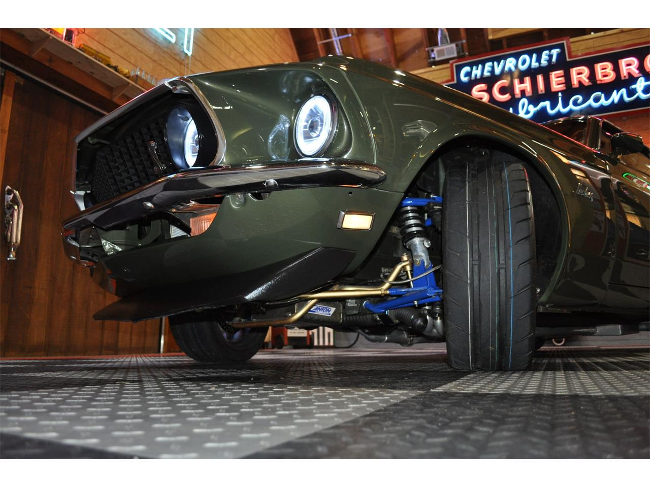 Large Picture of 1969 Ford Mustang GT located in New Jersey Offered by No Reserve Classics - QNYA