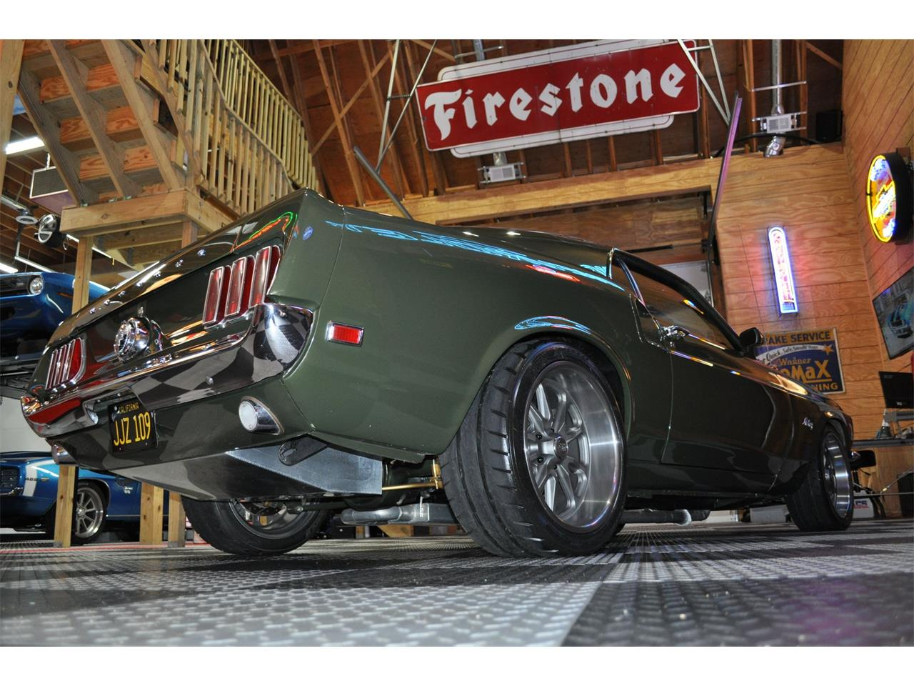 Large Picture of 1969 Mustang GT located in Dunellen New Jersey Offered by No Reserve Classics - QNYA