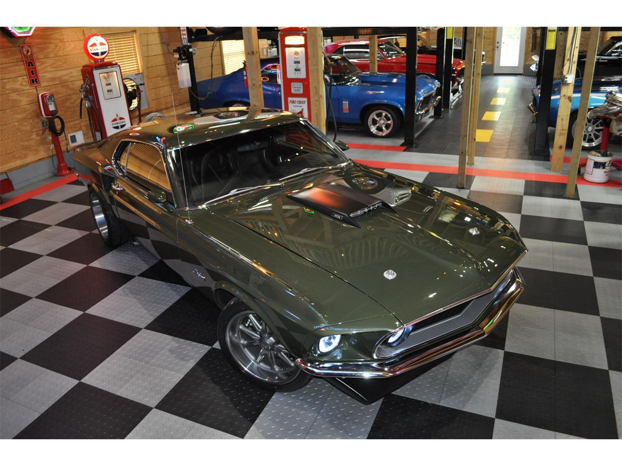 Large Picture of '69 Mustang GT located in Dunellen New Jersey Offered by No Reserve Classics - QNYA